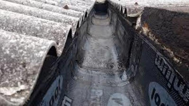 Aplicação de Impermeabilização de Calha Concreto Mariana Pimentel - Impermeabilização Calha de Concreto