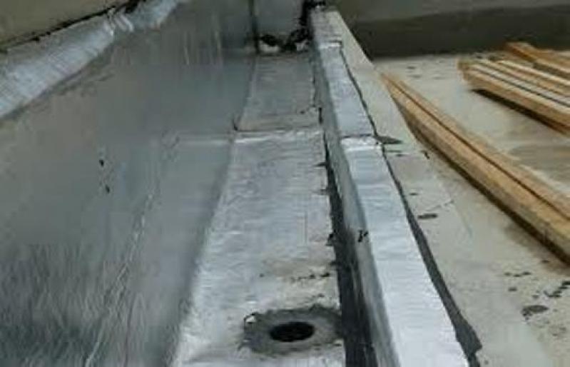 Empresa de Impermeabilização Calha Concreto Montenegro - Calha Concreto Impermeabilização