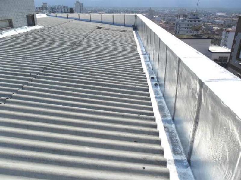 Empresa de Impermeabilização Calha em Concreto Pareci Novo - Impermeabilização de Calha de Concreto