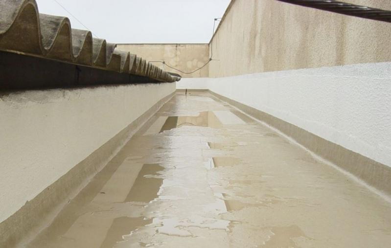 Empresa de Impermeabilização de Calha Concreto Alto Feliz - Impermeabilização Calha de Concreto
