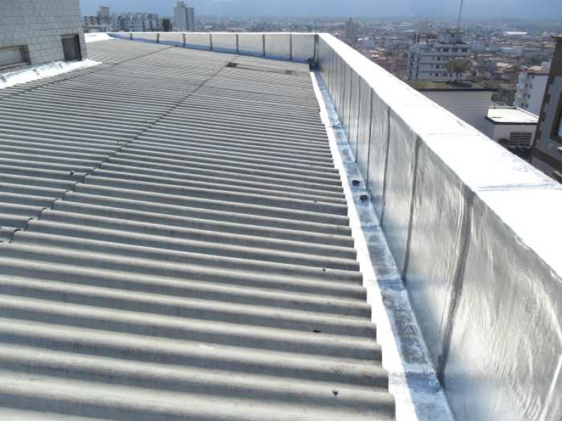 Empresa de Impermeabilização em Calha Concreto Fazenda Vilanova - Calha Concreto Impermeabilização