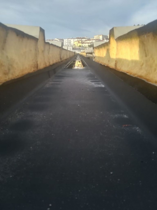 Impermeabilização de Calha Tipo Concreto Portão - Calha Concreto Impermeabilização