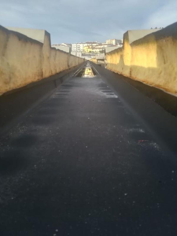 Impermeabilização em Calha Concreto Caraá - Impermeabilização Calha em Concreto