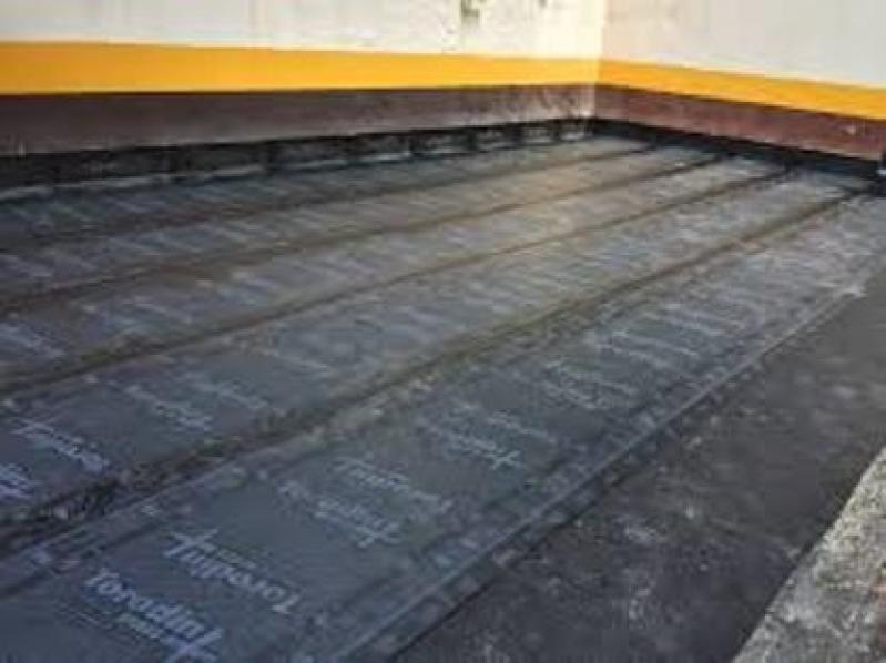 Impermeabilização Manta Asfáltica Nova Hartz - Impermeabilização de Laje Manta Asfáltica