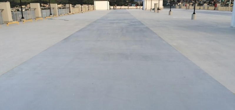 Impermeabilização Piso de Garagem Capivari do Sul - Impermeabilização Piso Terraço