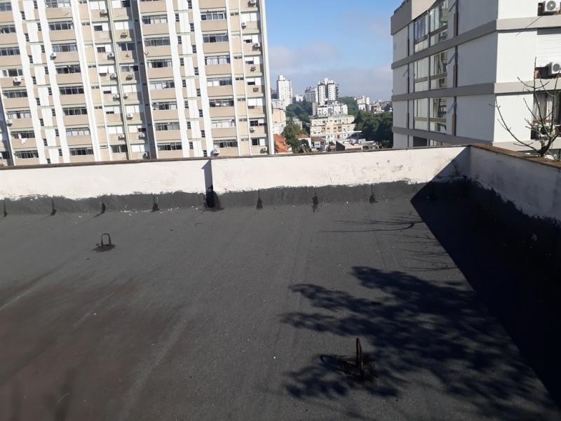 Onde Encontro Impermeabilização com Manta Asfáltica Ardosiada Lajeado - Impermeabilização com Manta Aluminizada