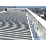 aplicação de impermeabilização em concreto calha Bento Gonçalves