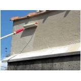 contratar impermeabilização de parede externa pintada Carlos Barbosa