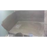 cotação de impermeabilização piso de banheiro Tabaí