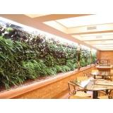 custo para jardim vertical impermeabilização Taquari
