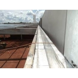 empresa de impermeabilização em calha de concreto Brochier