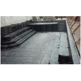 empresa que faz impermeabilização piscina de concreto Encantado