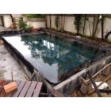 empresa que faz impermeabilização piscina elevada Canela