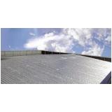 impermeabilização de telhado com manta asfáltica