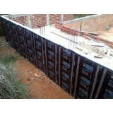 Impermeabilização de Muro Arrimo com Manta
