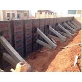 Impermeabilização Muro Arrimo