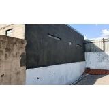 impermeabilização de parede externa pintada Vale Verde