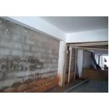 impermeabilização de parede internas com umidade valores Vale Verde
