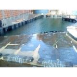 impermeabilização de piscina enterrada Canela