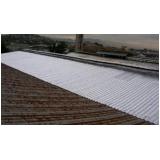 impermeabilização de telhado com manta asfáltica Tabaí