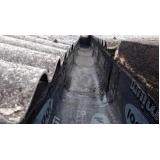 impermeabilização em calha concreto orçar Camaquã