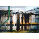 impermeabilização parede mofo Brochier