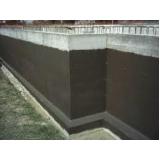 impermeabilização parede Campo bom