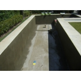 impermeabilização piscina de concreto valor Terra de Areia