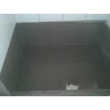 impermeabilização piso de banheiro GLORINHA
