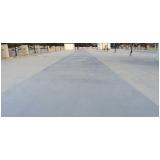 impermeabilização piso de garagem Gravataí