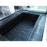 impermeabilizações de piscina com manta General Câmara