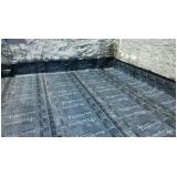 manta asfáltica para impermeabilização CIDREIRA