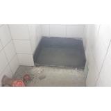 onde encontro impermeabilização de banheiro com manta asfáltica Nova Hartz