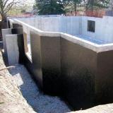 onde fazer impermeabilização paredes de contenção Campo bom