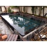 serviço de impermeabilização de piscina com manta SANTO ANTONIO DA PATRULHA