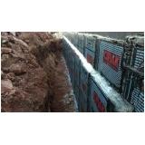 serviço de impermeabilização muro enterrado IMBÉ