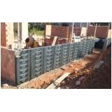 serviço de impermeabilização muros enterrados Capão da Canoa