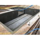 serviço de impermeabilização piscina enterrada Montenegro