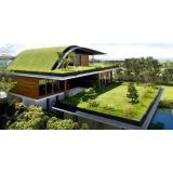 Impermeabilização de Jardins